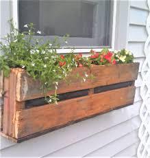 Flower Window Box Designs 9 Diy Window Box Ideas For Your Home