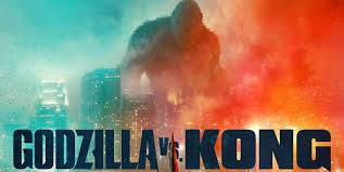 Legends collide as godzilla and kong, the two most powerful forces of nature, clash on the. New Godzilla Vs Kong Poster And Trailer Release Date Revealed
