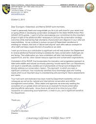 Letter Appreciation For Job Well Done California Employee Words