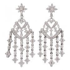 kwiat diamond chandelier earrings