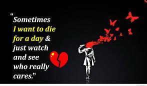want to sad whatsapp status sad love