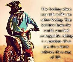 Dirt Bike Quotes