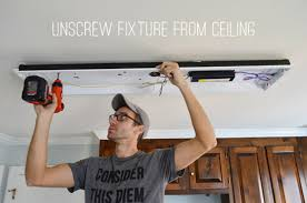 how to replace a flourescent light fixture fluorescent light fixture ballast repair un fixture from ceiling fluorescent light fixture repair how to