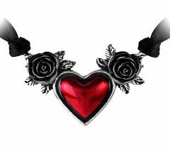 Купить Alchemy of England Gothic <b>Blood</b> Heart Roses Love на ...