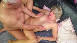 Amateur German granny enjoys naughty hard mature fuck PornDoe