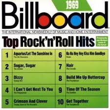 Billboard Top Rocknroll Hits 1969 Wikipedia