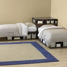 l shaped beds with corner unit. Plain Shaped Alternate Finish  Espresso And L Shaped Beds With Corner Unit P