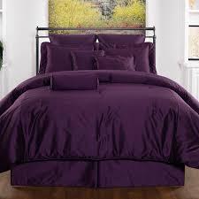 victor mill royal manor purple bedding