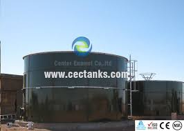 industrial water tanks for storing potable and non potable water waste water and lec runoff