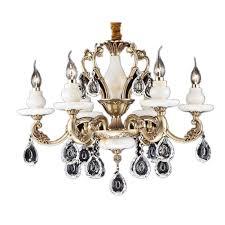 Szxc European Style All Kupfer Kristall Jade Villa