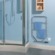 Dimplex Water Glycol Filled Towel Rail 851mm x 533mm Chrome TTRC130/W