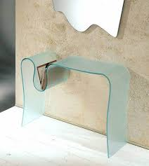 modern console tables. Amazing Glass Modern Console Table With Bookcase Tables N