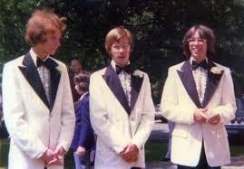 betty orr daniel wessell  after the wedding left bill mitchell dan wessell and bill shearin right bill loftin curtis carolyn loftin