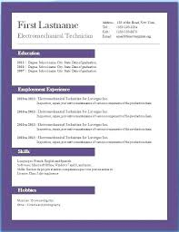 Word 2013 Resume Template Interesting Download Resume Templates For Microsoft Word 48 Template Free