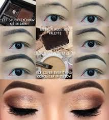 elf eyebrow kit medium vs dark. elf eyebrow kit | eyebrow tutorial using elf\u0027s studio brow kit, cheap but awesome! elf kit medium vs dark i