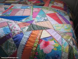 12 Catchy Facts about Crazy Quilts | Quilting Sewing Creating & It's an interesting website as Quilt-crazy-quilt-43811 Adamdwight.com