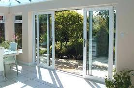 exterior pocket doors master bedroom small deck glass window nice