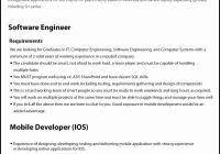 Mobile Developer Resume Mobile Application Development Resume Amazing App Developer Job