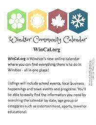 av1zm8 Windsor munity Calendar WinCal