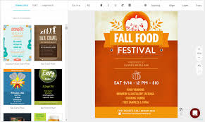 Simple Event Flyers Create And Print Restaurant Flyers Musthavemenus
