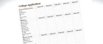 College Comparison Worksheet Template 26 Unique College Comparison Worksheet Codedell Net