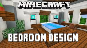 Minecraft Tutorial: How To Make A Modern Bedroom Design (Modern House Build  Ep. 15)   YouTube