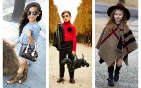 10 Most Fashionable Kids on Instagram – Footwear News