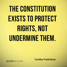Caroline Fredrickson Quotes QuoteHD Amazing Constitution Quotes