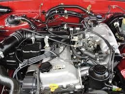 1996 Toyota Tacoma Extended Cab Engine Photos   GTCarLot.com