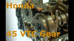 Honda K Series <b>VTC</b> Gear Replacement - YouTube