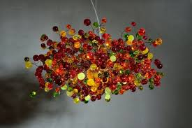 colorful chandelier lighting. 19 Very Colorful Handmade Chandelier Designs Lighting O