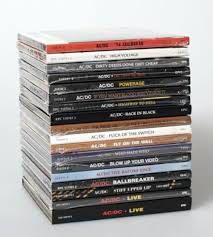 The Edge Cd Song List Ac Dc The Ac Dc Remasters Complete Set Of 18 Albums Uk Cd