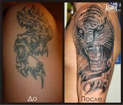 художественная татуировка набережные челны