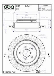 51 Unique Brake Rotor Size Chart Home Furniture