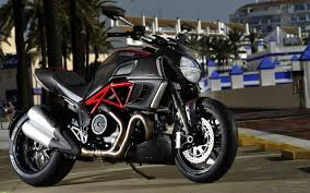 moto sport. ducati diavel motosport parking wallpaper widescreen moto sport