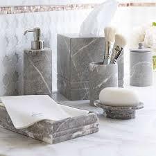 dark grey bathroom accessories. grey marble bath accessories acessrios de banheiro pinterest dark bathroom b