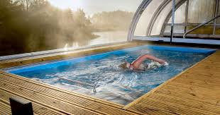 Backyard Pool Designs For Small Yards Best Endless Pools Swim Current Machines Small Swimming Pools