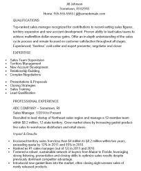 Professional Sales Resume 18 Free Sales Trainer Resume Samples Sample Resumes