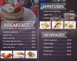 Food Menu Design Customize 1 320 Menu Design Templates Postermywall
