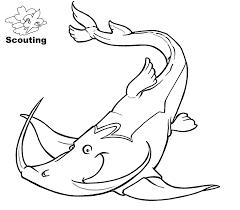Kleurplaat Welpen Scouting Scouting Kleurplaten Animaatjes Nl
