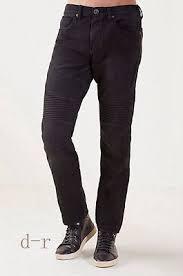 moto pants mens. true religion geno moto pant jet black mens pants 208+eeuy