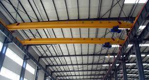 China single girder overhead cranes   Overhead crane services - Overhead crane of Dongqi