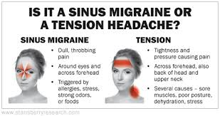 tension headaches feel like a tight pain or pressure that often runs in a band around your head including your forehead but also affects the back of your
