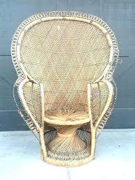 rattan pea chair wicker pea chair giant wicker chair large rattan wicker pea chair by on rattan pea chair