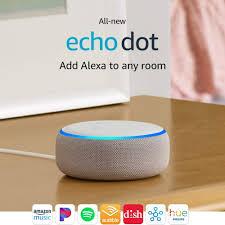Nơi bán Loa thông minh Amazon Echo Dot 3 - Hàng nhập khẩu giá tốt nhất -  Tháng 08/2021