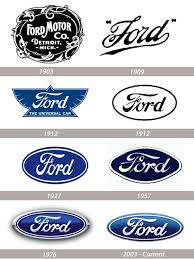 Perfect Something Borrowed, Something Blue, Something Old, Something New! The  Evolution Of The Ford Motor Company Logo.