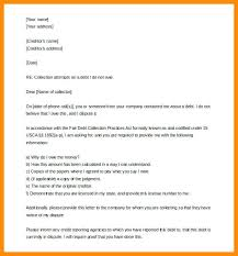 Example Of Collections Letter Dunning Collection Sample Template ...