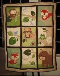 woodland animals quilt pattern - Google Search | Quilt Inspiration ... & woodland animals quilt pattern - Google Search Adamdwight.com