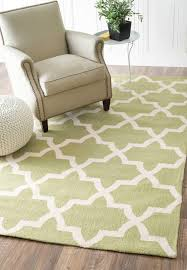 What Size Rug For Living Room Living Room White Moroccan Trellis 3x5 Rugs For Minimalist