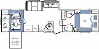 floor plan identification type toy hauler